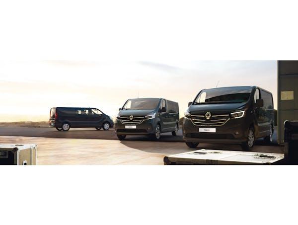 Der neue Renault Trafic