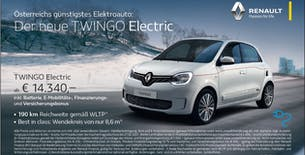 Österreichs günstigstes Elektroauto